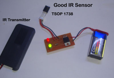 Ir Sensor Tester Application Circuit 5 Mohan S