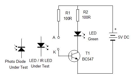 LED测试人员