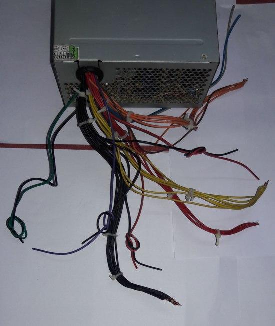 Smps Power Supply Designs 16watt 16volt Audio Amplifier Smps Power