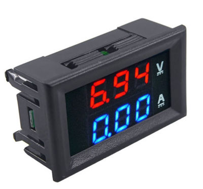 How To Connect Digital Volt Ampere Meter Mohan S Electronics Blog